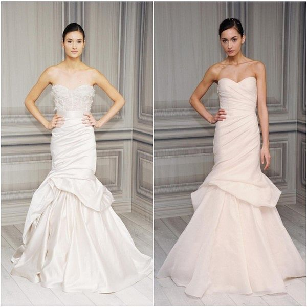 Monique Lhuillier Spring Collection 2012