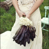 Succulent Bridal Bouquet | Wedding Pic Love