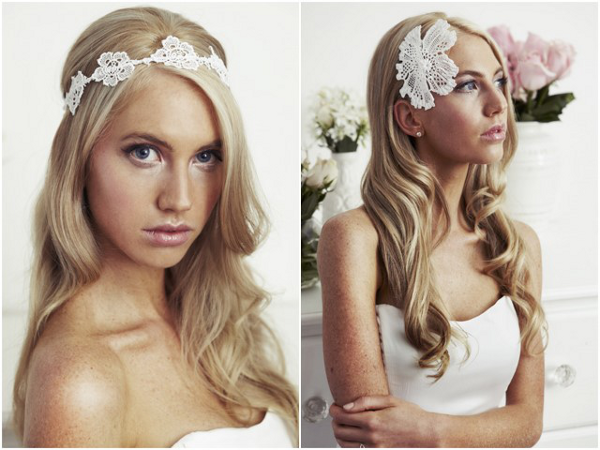 Boho Chic Bridal Hair Accessories