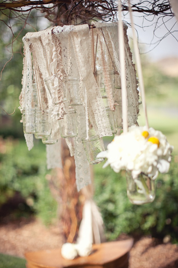 burlap wedding decorations Beautiful Burlap Wedding Ideas