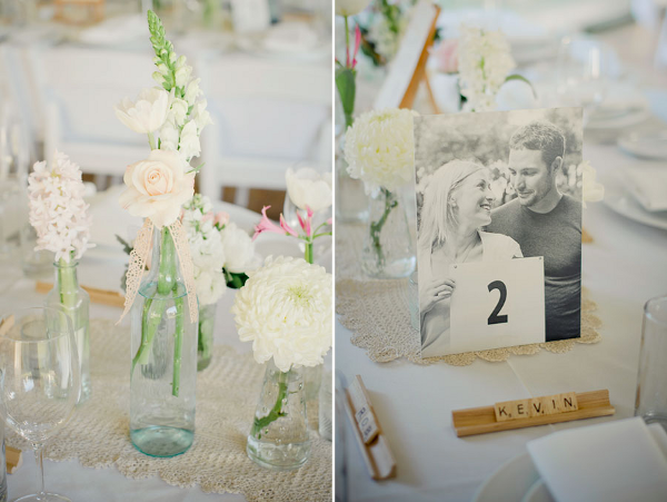 vintage inspired wedding details Favourite Australian Weddings of 2011
