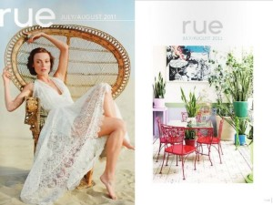 Rue Magazine July August 2011