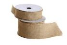 amazon burlap ribbon Beautiful Burlap Wedding Ideas