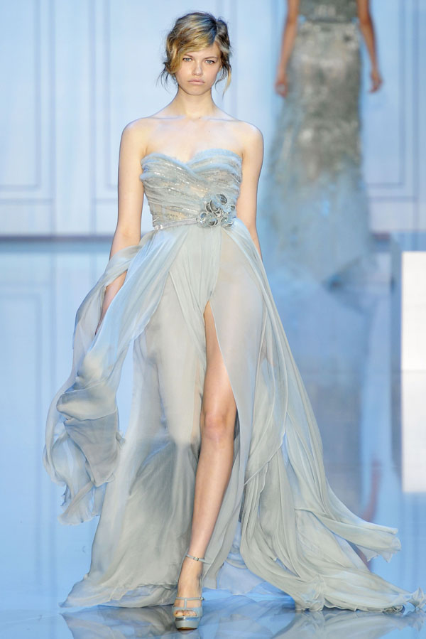 Elie Saab Fall 2011 Collection