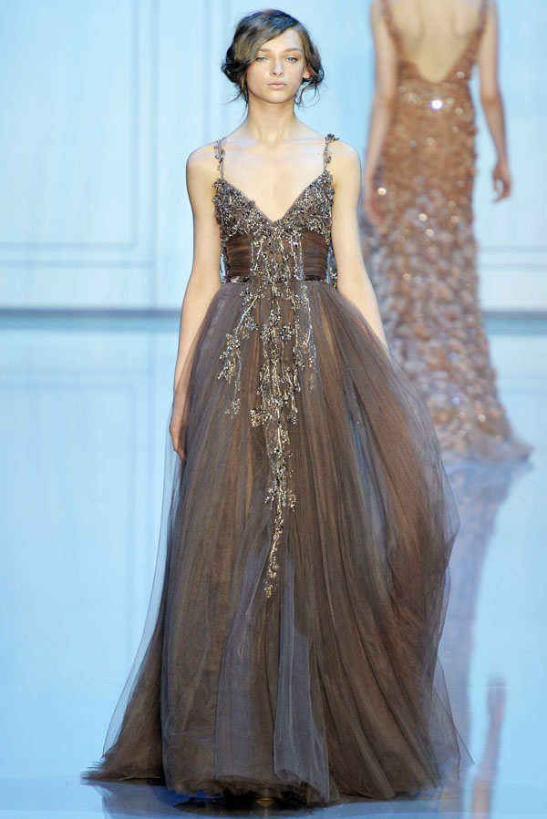 Elie Saab Gowns ~ 2011/2012 Fall Couture Collection