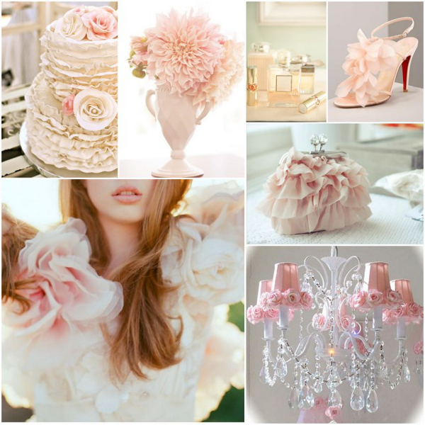 Pink Wedding Inspiration