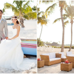 Sunset Florida Beach Wedding