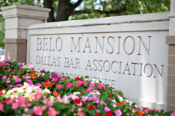 Dallas Wedding Mansion Belo