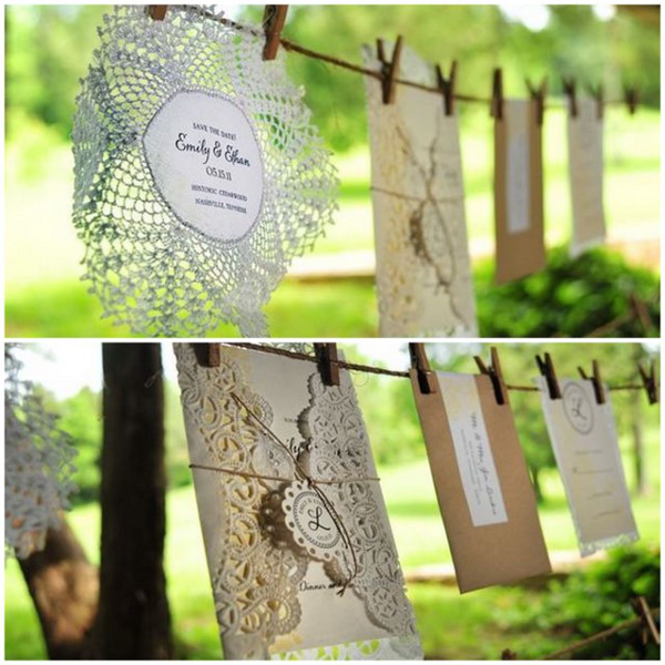 Doilies Decorations