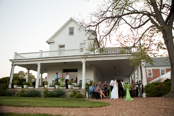 historic building virginia wedding Elegant Summer Virginia Wedding by Jan Michele Photography