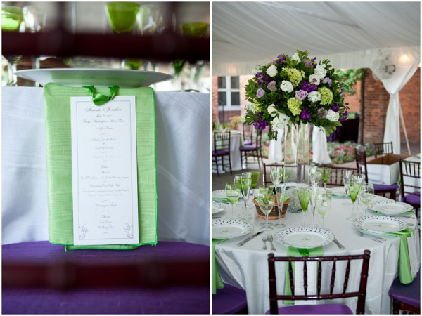 outdoor real weddings1 Elegant Summer Virginia Wedding by Jan Michele Photography
