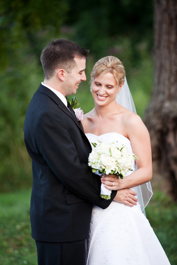 real southern weddings Elegant Summer Virginia Wedding by Jan Michele Photography