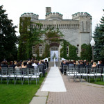 Real Weddings Castle