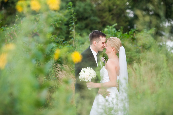 real weddings virginia Elegant Summer Virginia Wedding by Jan Michele Photography