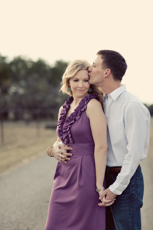 texas engagement session Texas Hill Country Engagement Session by Shuffield Photography