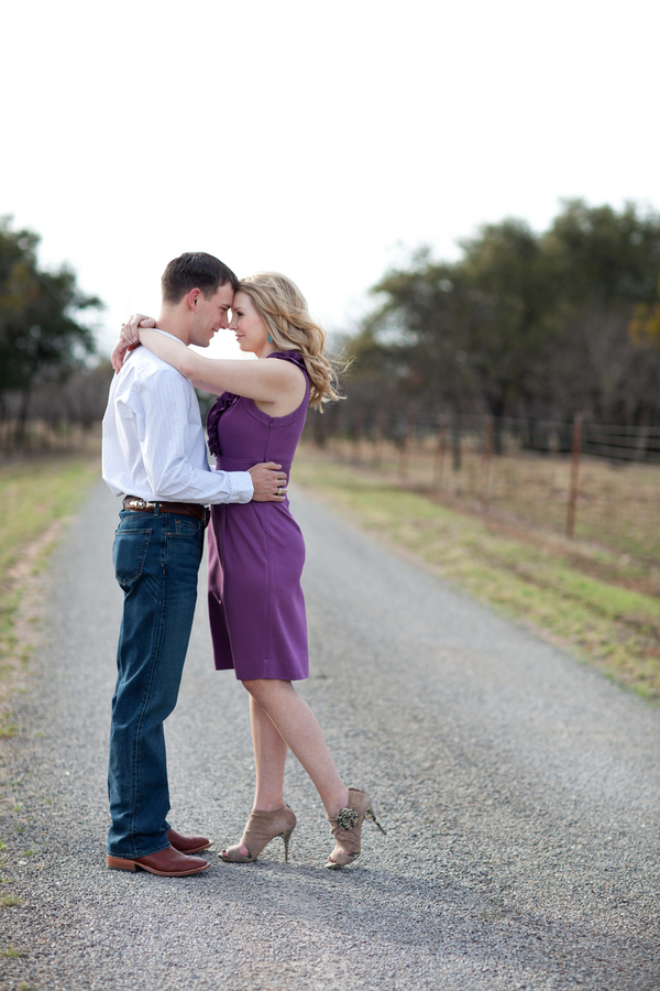 texas engagement Texas Hill Country Engagement Session by Shuffield Photography