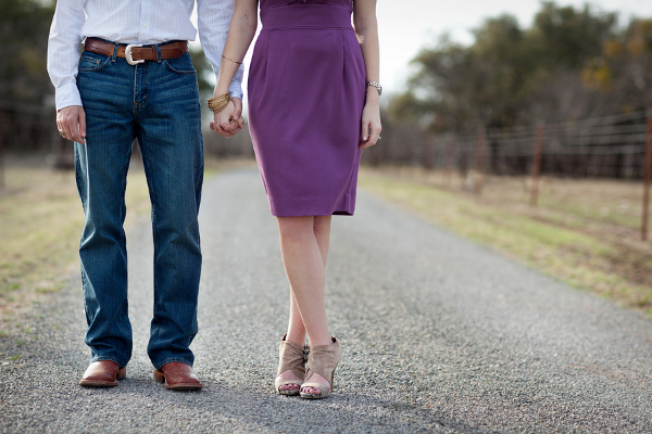 Texas Hill Country Engagement Shoot