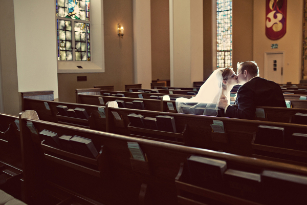Traditional Church Wedding Dallas