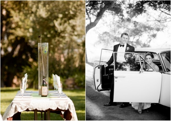 ahmanson house wedding DIY Ahmanson Ranch Wedding by The Youngrens