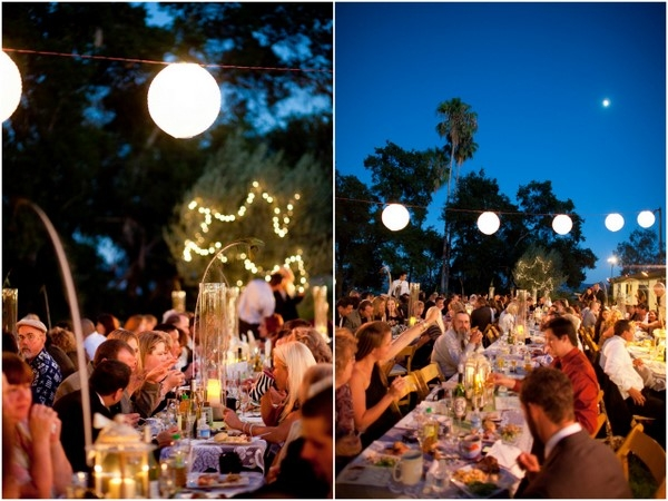 ahmanson ranch wedding reception DIY Ahmanson Ranch Wedding by The Youngrens