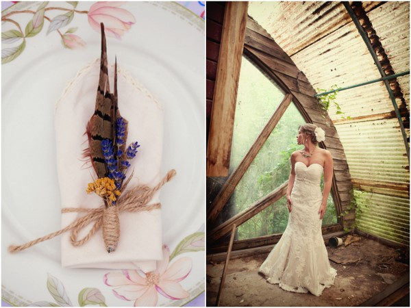 backyard louisiana wedding Rustic Louisiana Backyard Wedding by Amelia J. Moore Photography