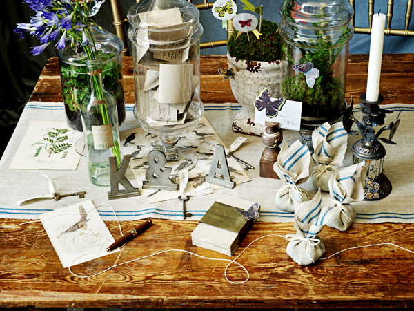 BHLDN Tablescape The Naturalist