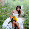 Bridal Session Sunflowers