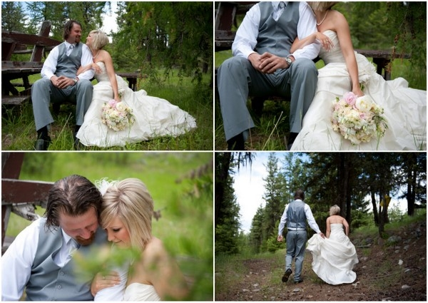 British Columbia Rustic Weddings