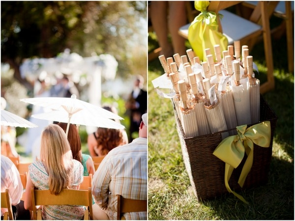 california outdoor wedding1 DIY Ahmanson Ranch Wedding by The Youngrens