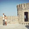 Rustic Castle Engagement Session by Pure Sugar Studios
