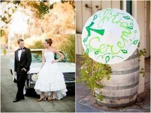DIY Ranch Wedding