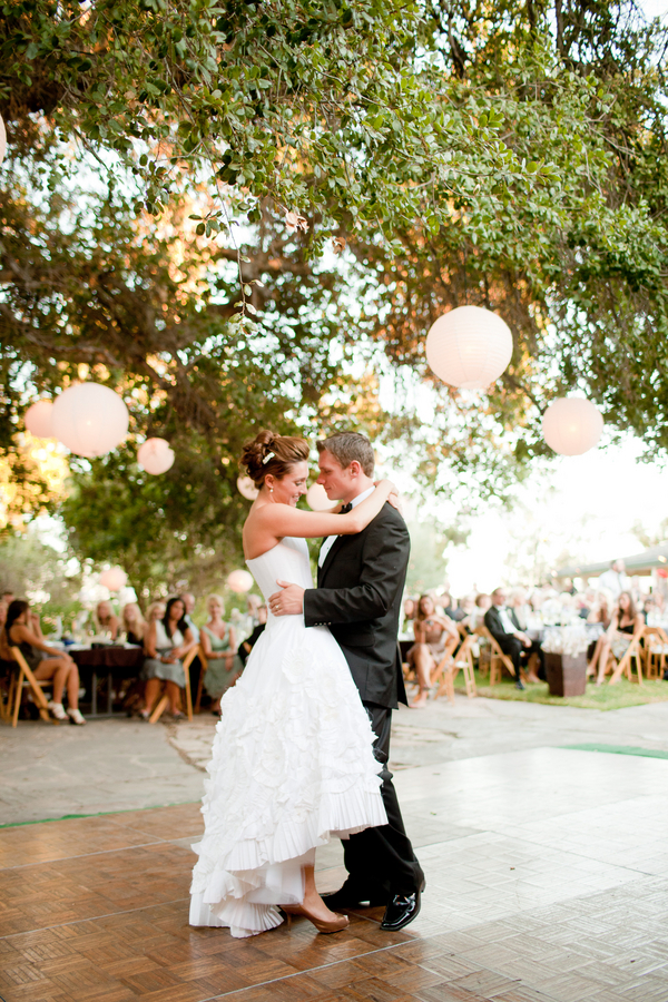 diy rustic ranch wedding DIY Ahmanson Ranch Wedding by The Youngrens