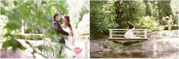 Enchanted Forest Washington Wedding