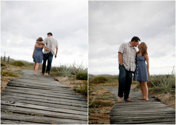 Moss Landing Beach Engagement Session