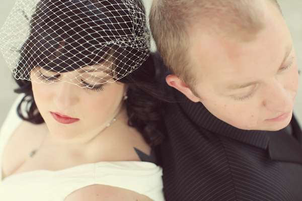 red white black wedding Red White & Black Rock n Roll Vintage Glam Wedding