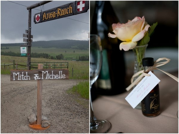 Rustic Weddings Arosa Ranch