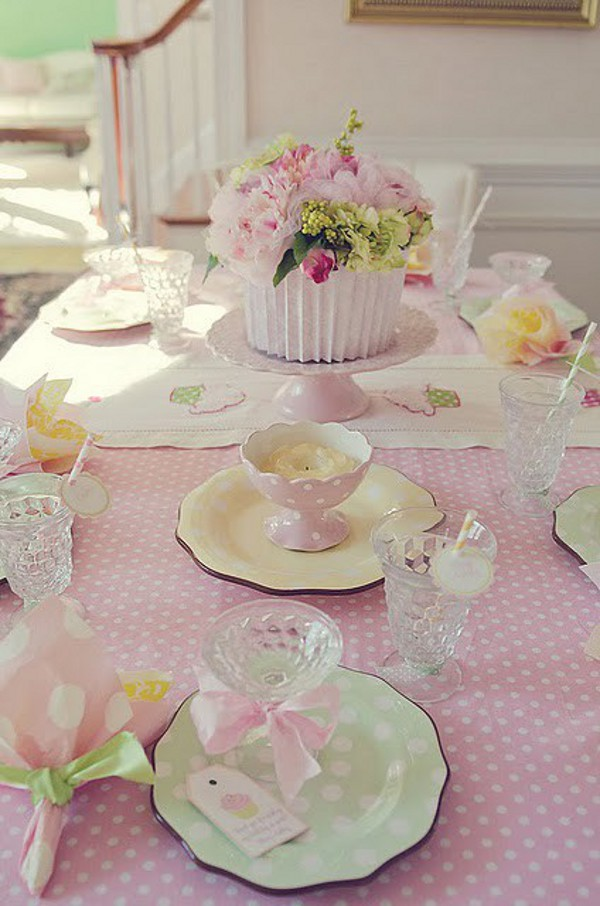 Vintage China Mismatched