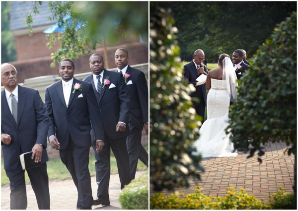 Virginia Beach Traditional Wedding
