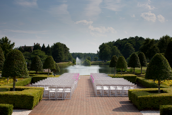 Virginia Beach Outdoor Wedding Ceremony