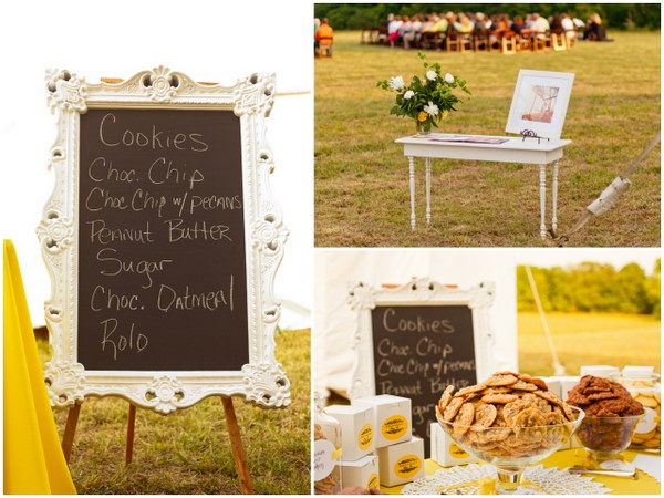Shabby Chic Cookie Bar