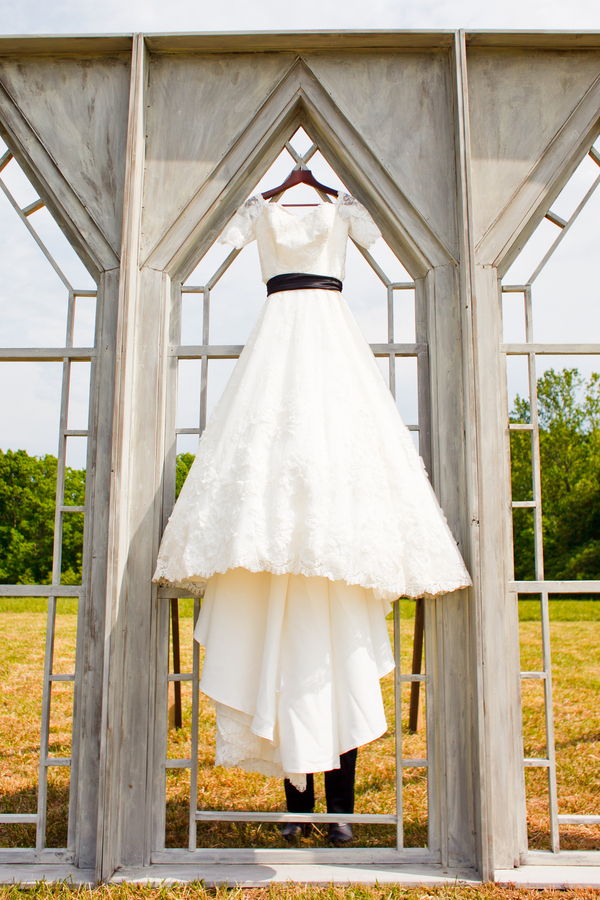 Shabby Chic Farm Wedding