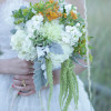 Summer Evening Wedding Bouquet