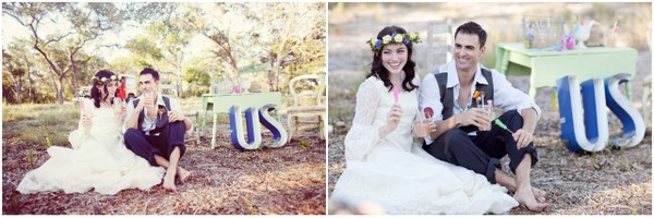 Boho Wedding Shoot