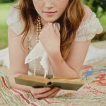 Jane Austen Inspired Wedding Shoot