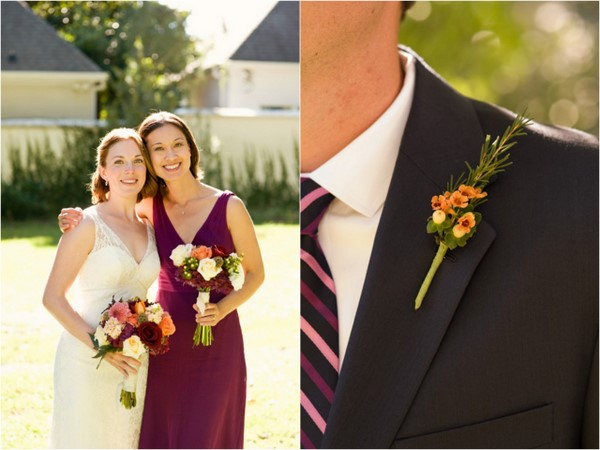 Plum Wedding Colours