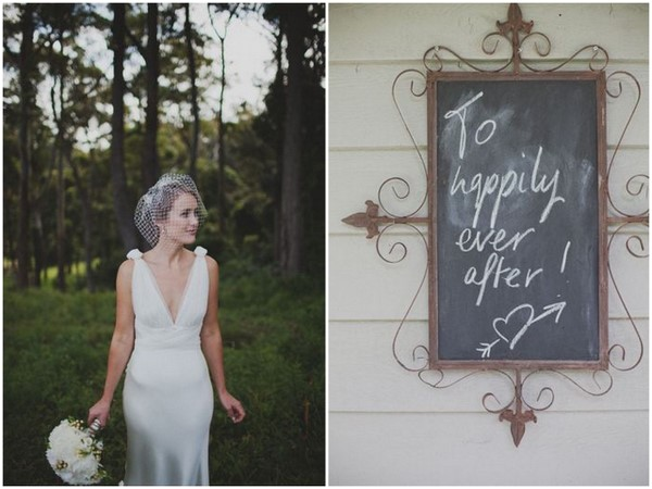Vintage Inspired Australia Wedding