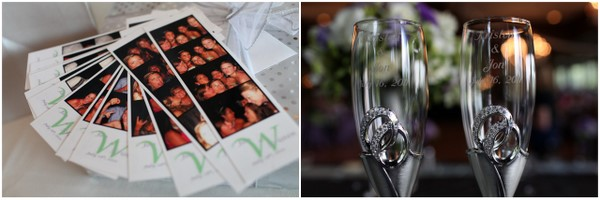 Wedding Booth Photo Cards