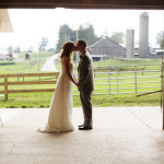 Sweet & Simple Barn Wedding