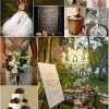 Champagne, Chocolates & Chandeliers Wedding Theme