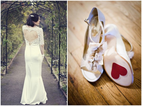 heart themed wedding Heart Themed Wedding Ideas To Quicken Your Pulse